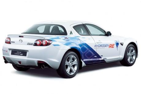 マツダ水素RX-8